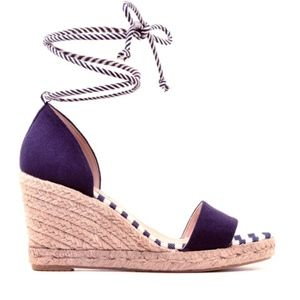 Edana Espadrilles Wedges (BODEN)  NEW
